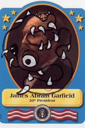 Garfield James A-20th