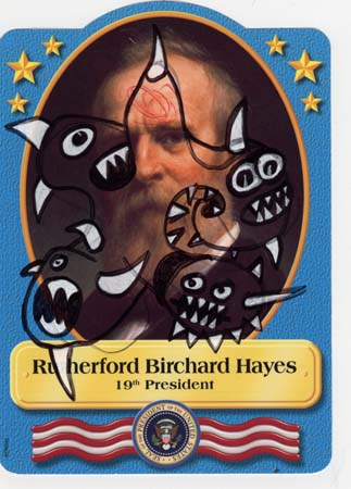 Hayes-Rutherford B-19st